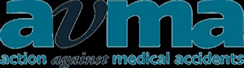 Action Against Medical Accidents (AvMA) Logo