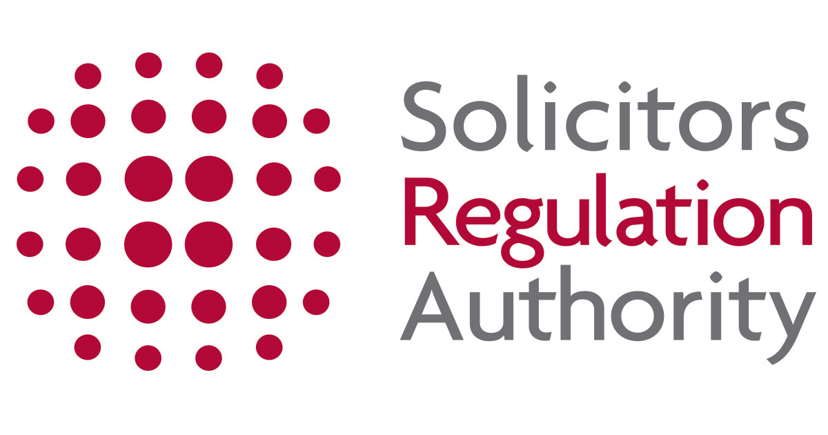 Solicitors Regulation Authority (SRA) Logo