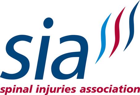 Spinal Injuries Association (SIA) Logo