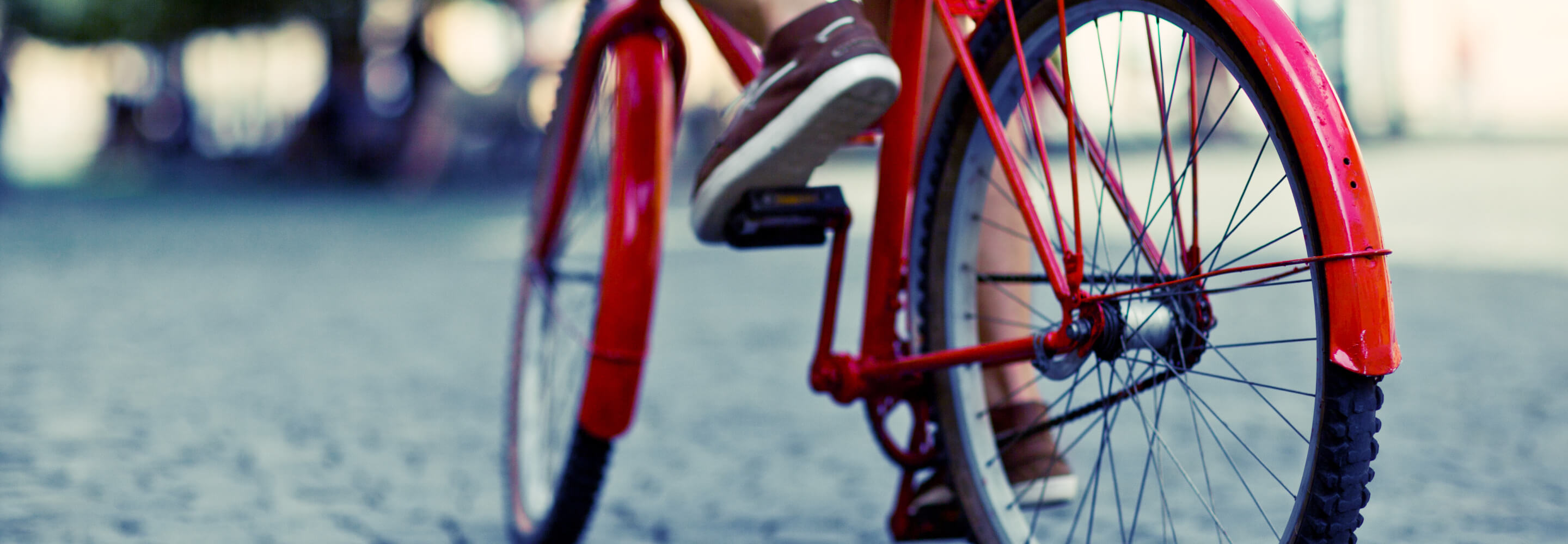 Ralli Ltd: Should Cyclists owe a greater duty of care to pedestrians and those around them? Banner