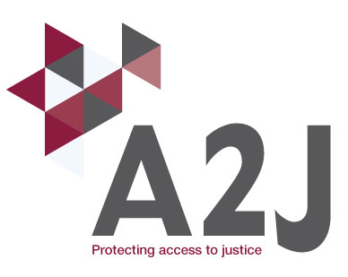 Access to Justice (A2J Ltd) Logo