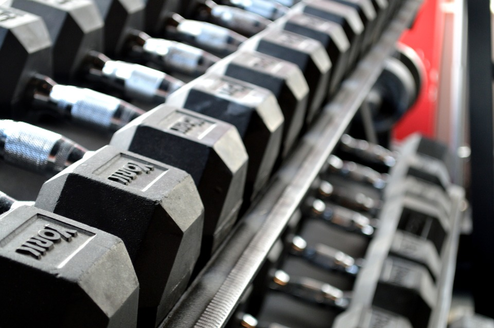 Ralli Ltd: Weight Lifting Isn't Just A Sport Banner